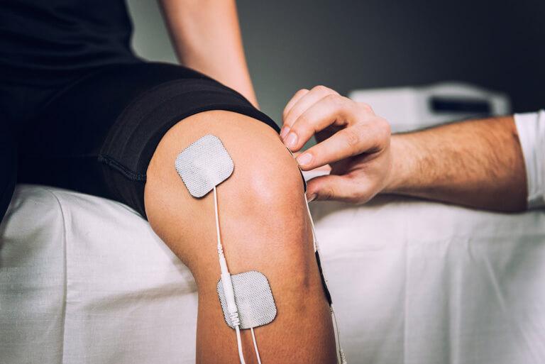 کاربرد نوار عصب و عضله در تشخیص دردهای ناحیه زانو