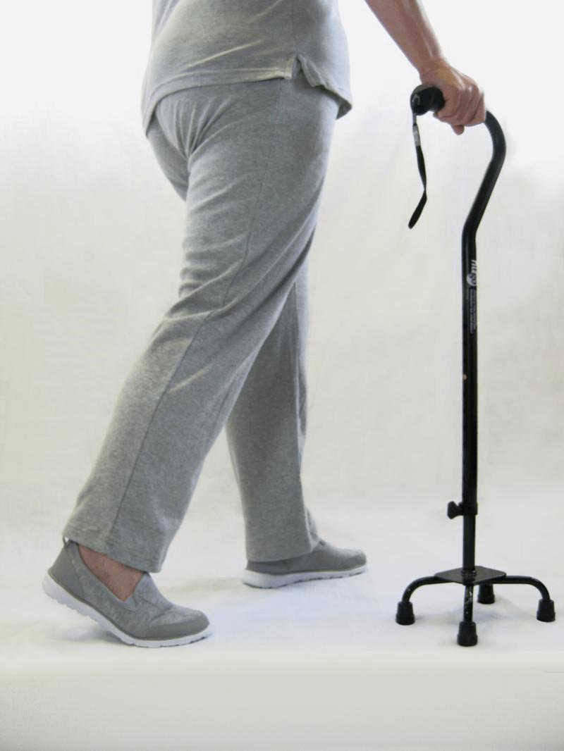 انواع وسایل کمک حرکتی - بخش 1 (عصاهای دستی)
